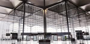 T3 Malaga airport terminal
