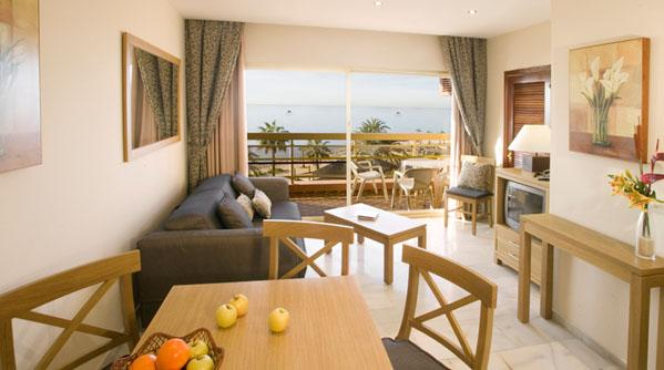 Sunset Beach Club In Benalmadena Apartments Accommodation Malaga