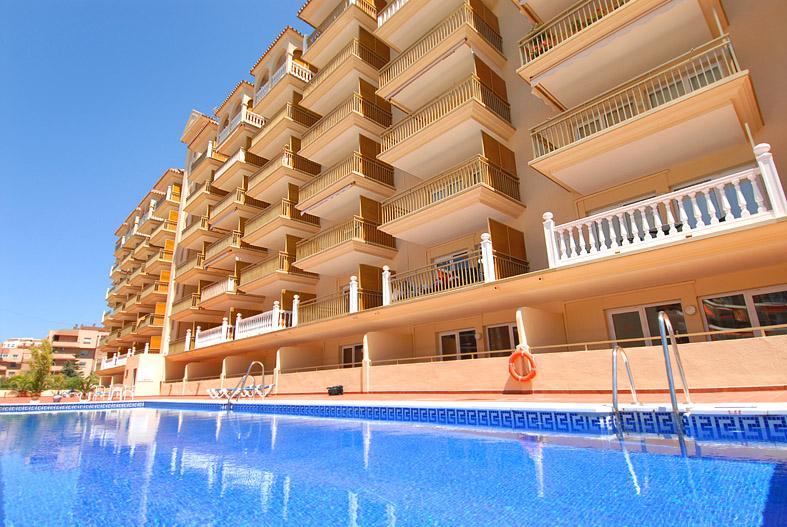 Yamasol Apartment in Fuengirola, Malaga