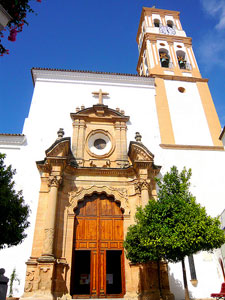 Marbella's church