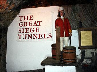Excursion: Gibraltar (tunnels) - Photo 2