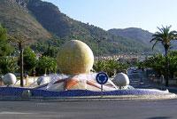 Rotonda de la Bola Alhaurin de la Torre