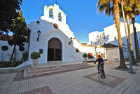 Caleta de Velez Church