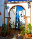 Comares Arabic Arch