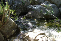 Nacimiento Rio Molinos Istan