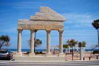 Monumento Romano Los Boliches