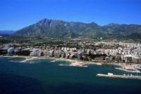 Marbella port