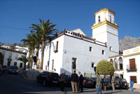 Montejaque Church
