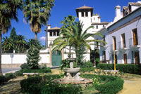Palacio de los Condes de Puerto Hermoso Pizarra
