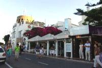 Restaurantes Puerto Banus