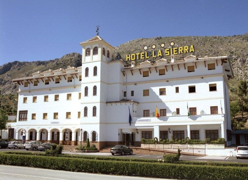 hoteles de antequera malaga: