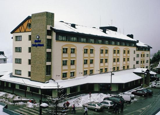 Melia Sol Y Nieve Hotel Hotel In Sierra Nevada Granada